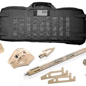 Sere Bravo Series Multi-functioning hybrid tactical tool