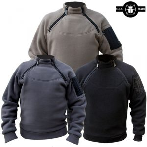 Kitanica 2 ZIP FLEECE