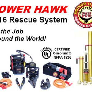 Power Hawk P-16 Rescue System Kit
