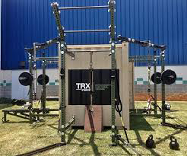 TRX 20' Tactical Training Locker (Heavy)