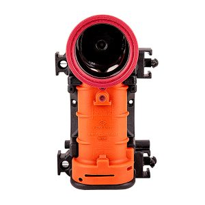FoxFury Breakthrough® BT2+  Orange Rechargeable Hybrid Right Angle Light