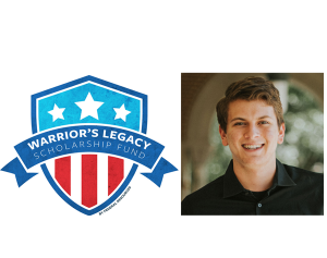 Federal Resources Warrior Scholoarship recipient Chase Hinman